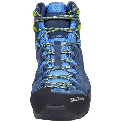 Salewa Alp Trainer Mid GTX - Chaussures Homme - bleu sur campz.fr !